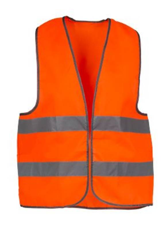 product photo Artelli SIGNA GILET 1029614 oranje-orange