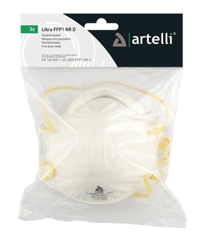 product photo Artelli LIBRA FFP1 NR D